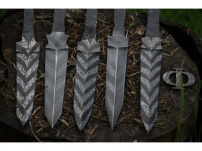 Custom blades