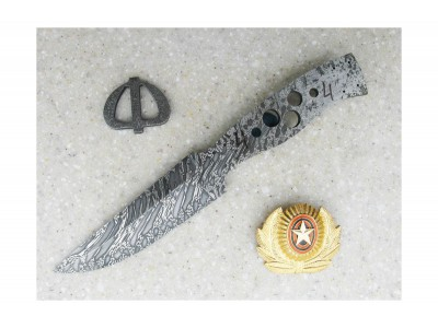 Forged blade 071Д1808КС