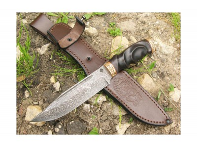 "Forged knife ""Elk 2"" 013Д261"