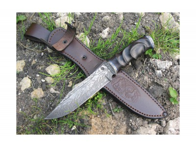 "Forged knife ""Elk 2"" 013Д263"