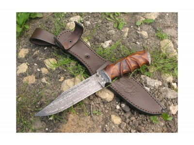 "Forged knife ""Elk 2"" 013Д265"